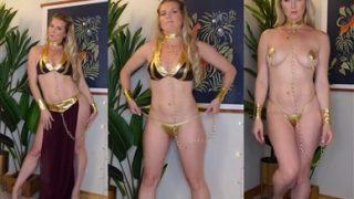 Kat Wonders Leaked 20 Days Of Halloween Costumes Video