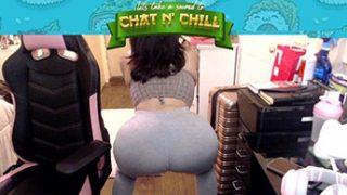 Qnsandra Squats Twitch Thot Video