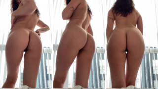 Angelbabebri Stripping Down To Nothing Video
