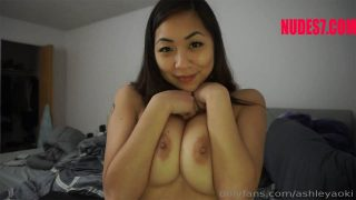 Ashley Aoki Nude Onlyfans Leaked Video