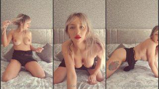 Heatheredeffect Lewd Mirror Selfie Of Video • SlutPad