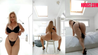 Lilli Luxe Nude Tease Patreon Video New