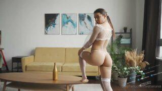 Svetlana Iva Nude Teasing Video Leaked