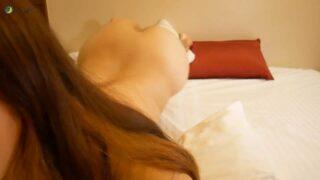 Eunsongs ASMR Nude Pillow Humping Video
